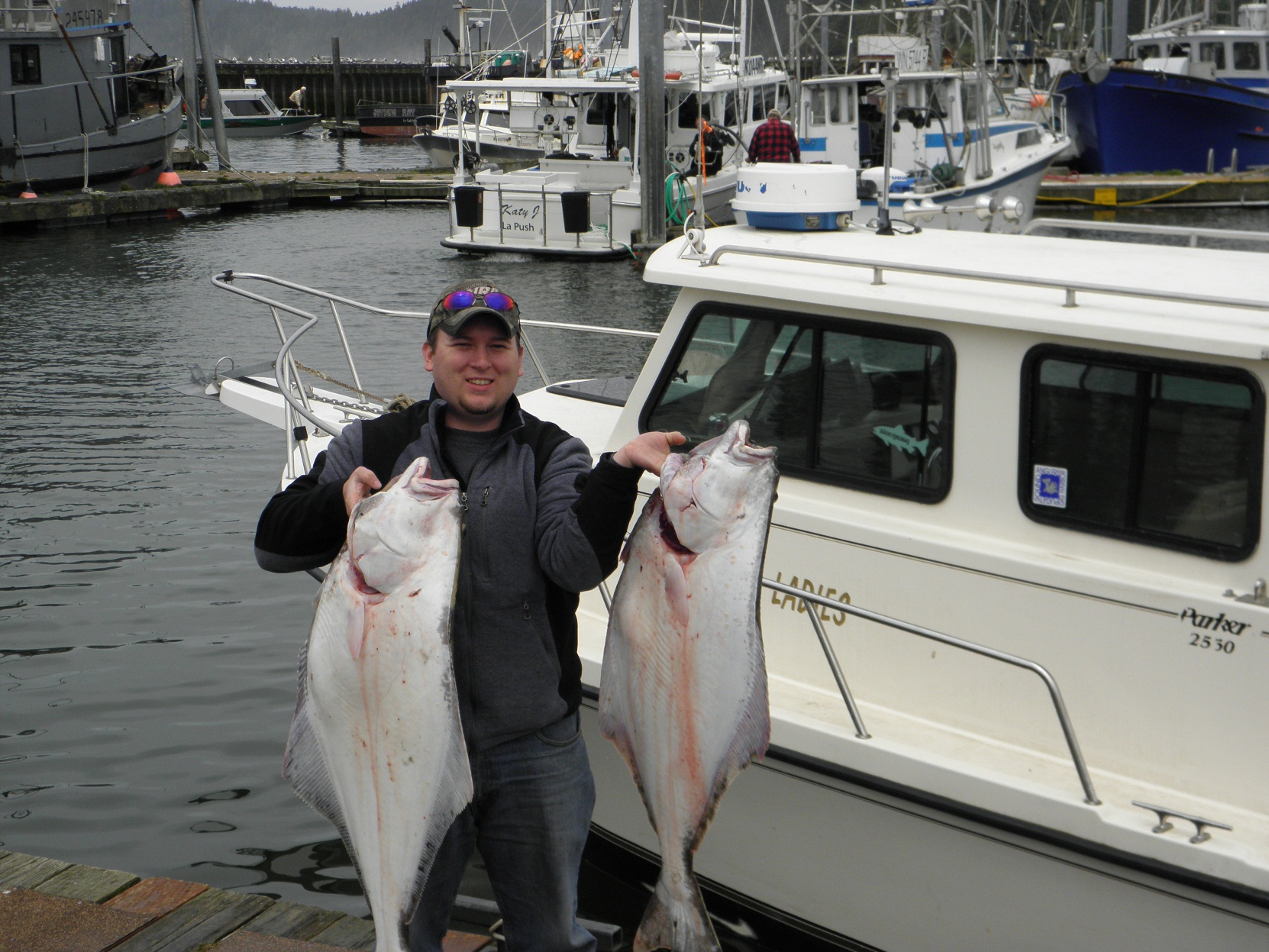 Halibut charters sold out for Halibut fishing charters washington