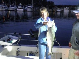 Gig Harbor Salmon Fishing Charter