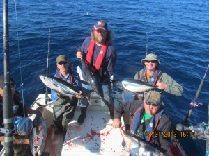 Westport Washington Tuna Charter